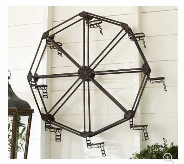 Great ferris wheel wall art from Houzz! (first saw this on the ...