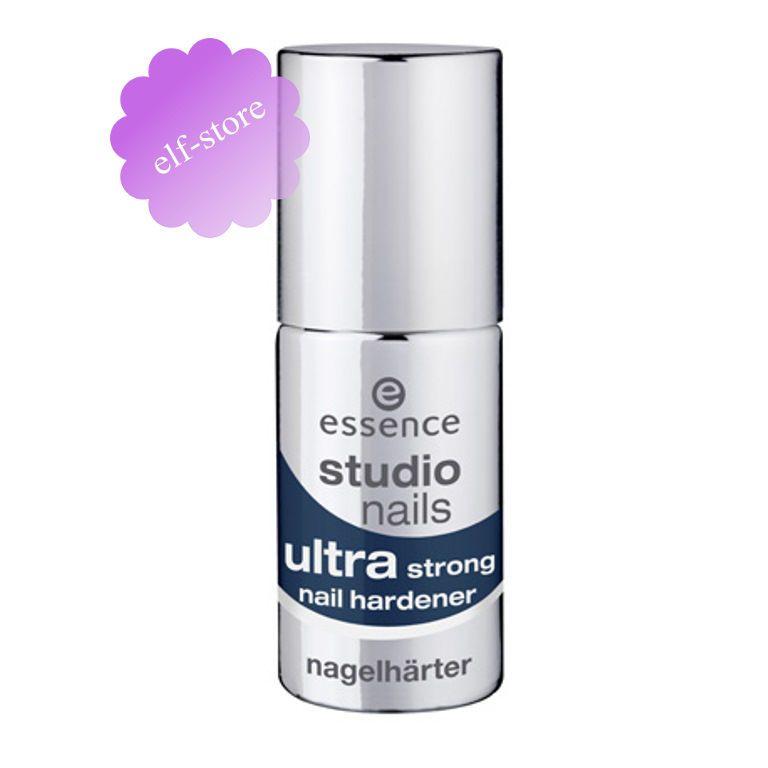 Essence Cosmetics Studio Nails Ultra Strong Nail Hardener Nail ...