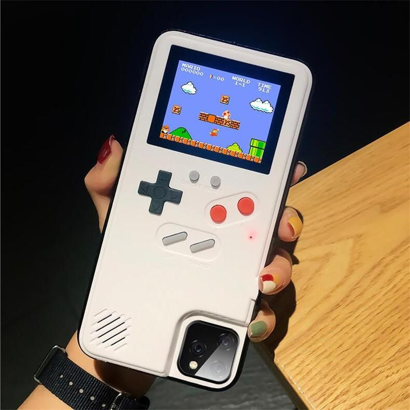 Nintendo game boy iphone case with 36 games in 2020