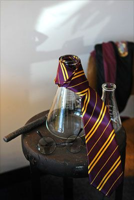 Harvard Museum of Natural History- November is Harry Potter month