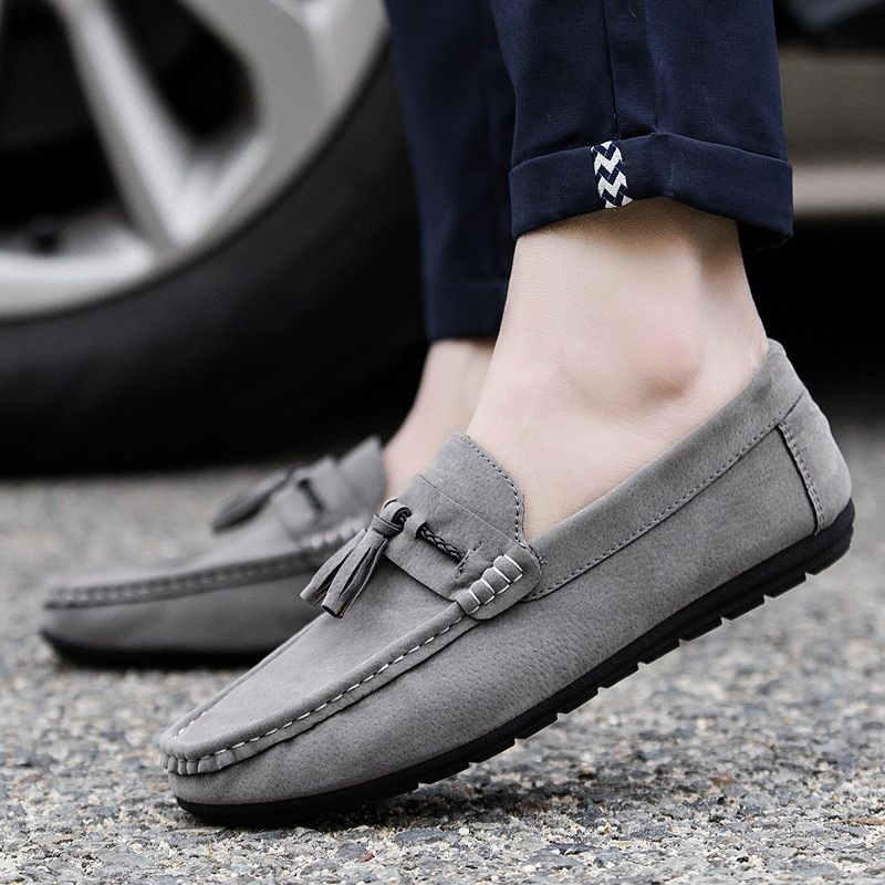 S Shoes Fashion Leather Casual Shoes