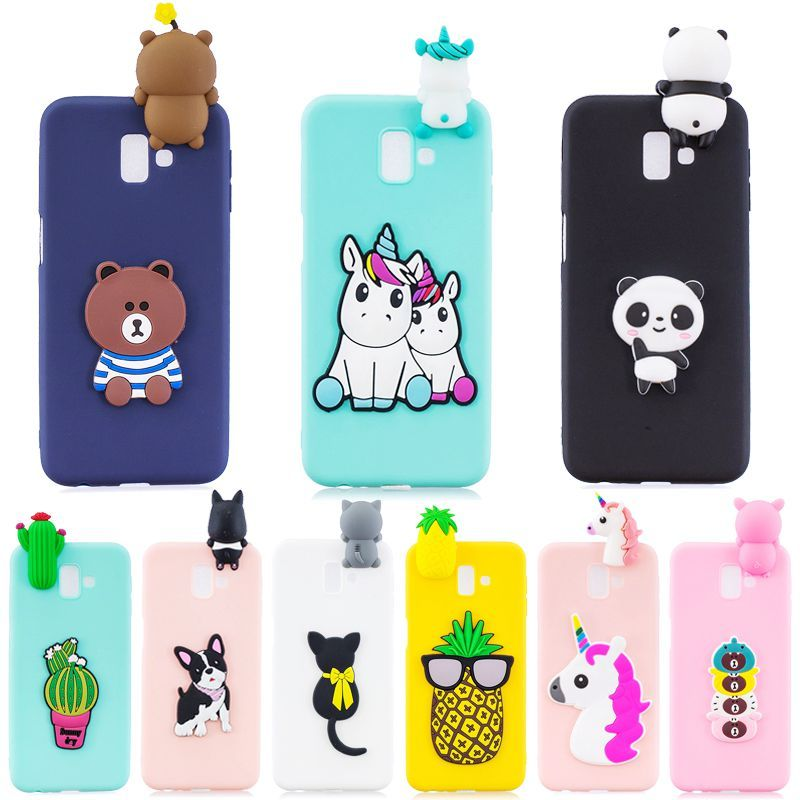 2.84US $ 5% OFF|For Samsung J6 Plus Case on for Coque Samsung ...