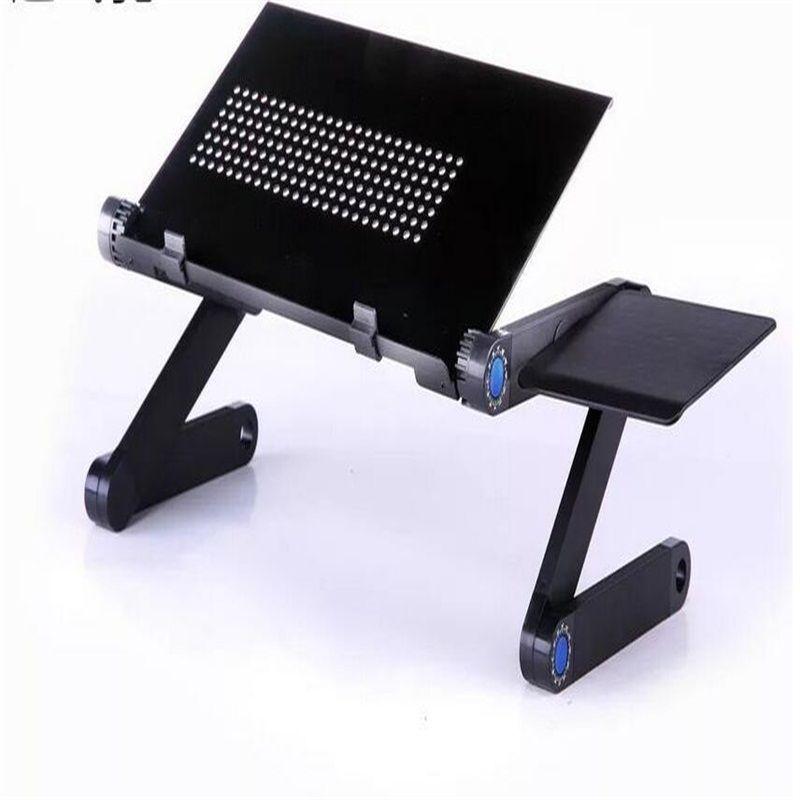 420260 mm folding laptop desk bed portable tablet pc desk