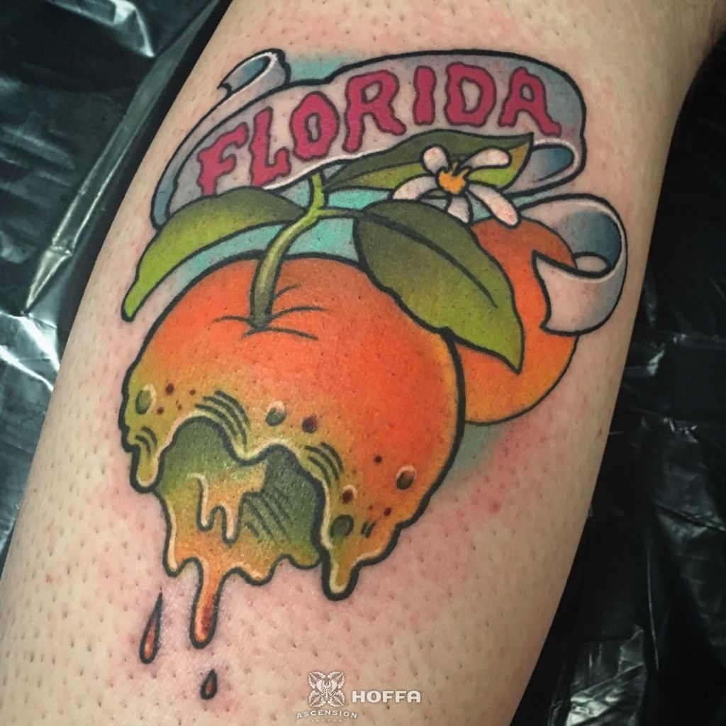 Florida tattoo by hoffa orlando fl wwwascensiontattoo