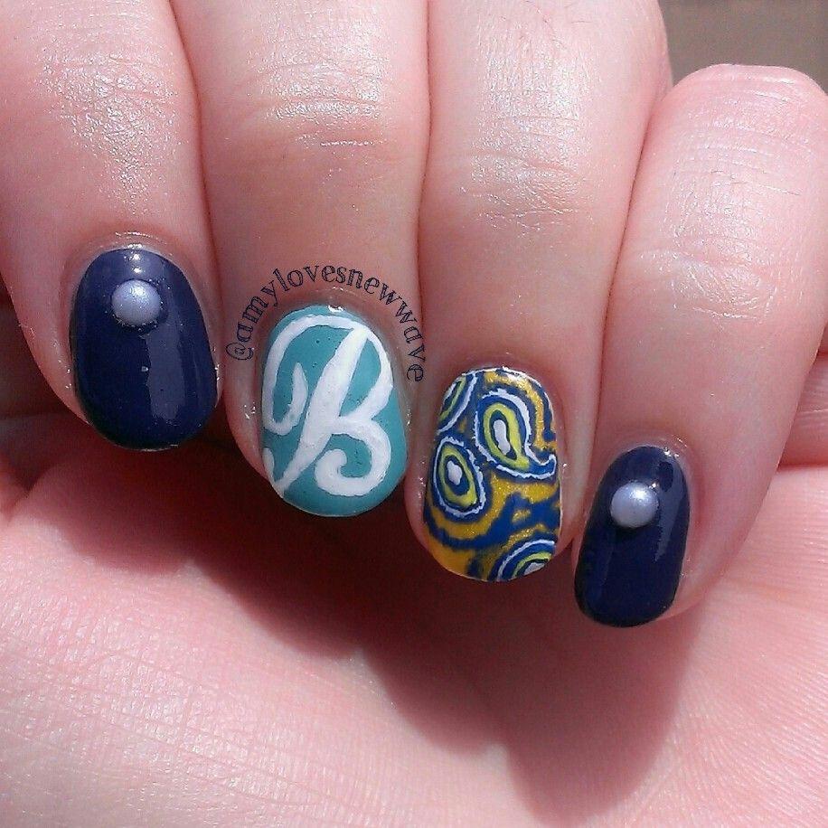 pitch perfect nail art