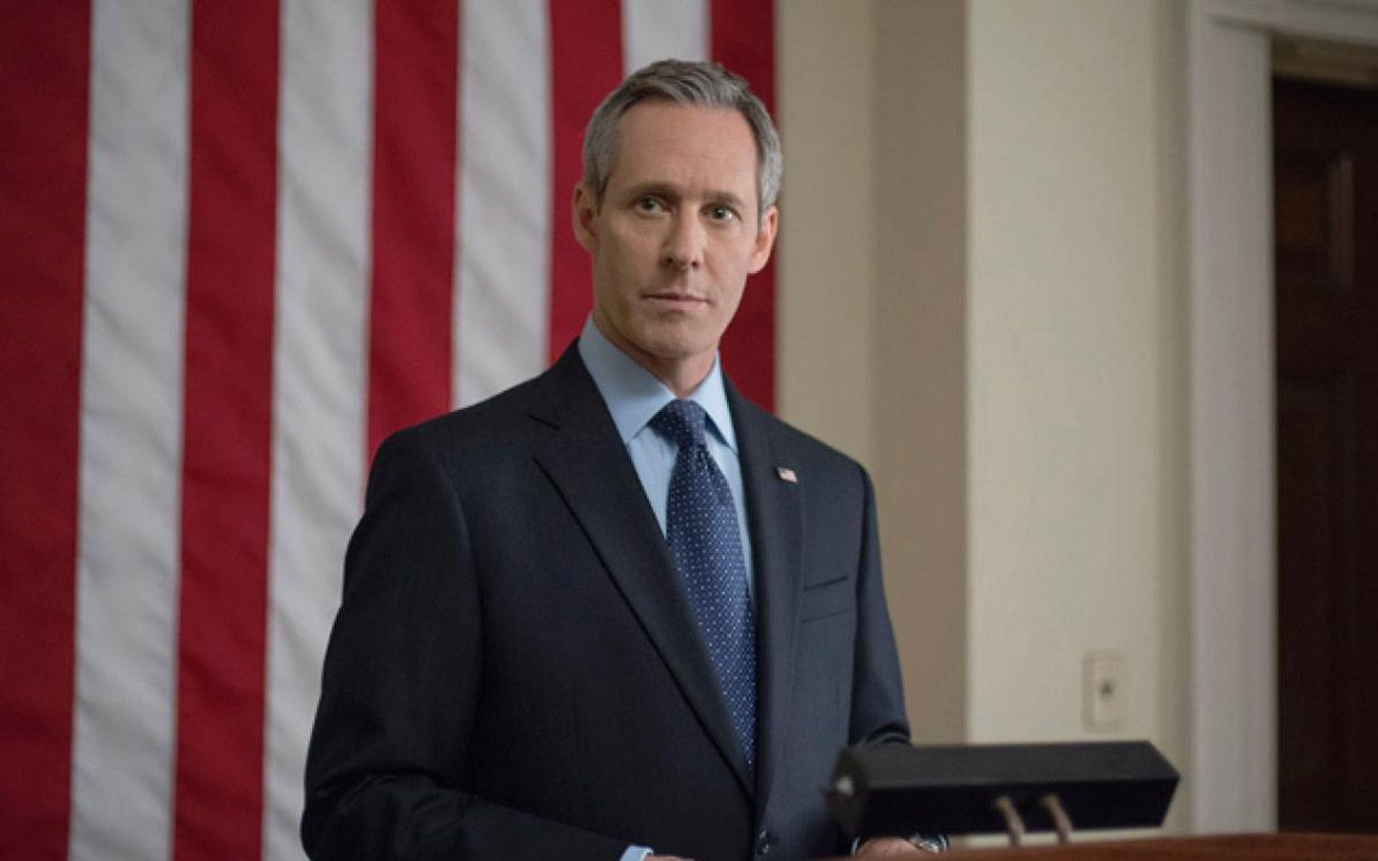 Parade Magazine   House of Cards' Michel Gill on the Hit Netflix Series and the Power of Playing President
