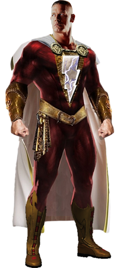 Shazam John Cena Png By Gasa979 Deviantart Com On Deviantart John Cena Shazam Full Movies Online Free