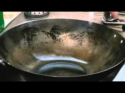 How To Clean And Maintain A Wok Carbon Steel Wok Stir Fry Wok Wok Stir Fry Wok Carbon Steel Wok