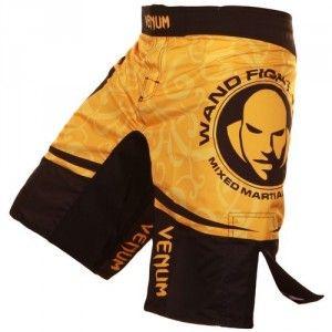 White//Red Venum Mens Wanderlei Silva Rio UFC 147 Fight Shorts