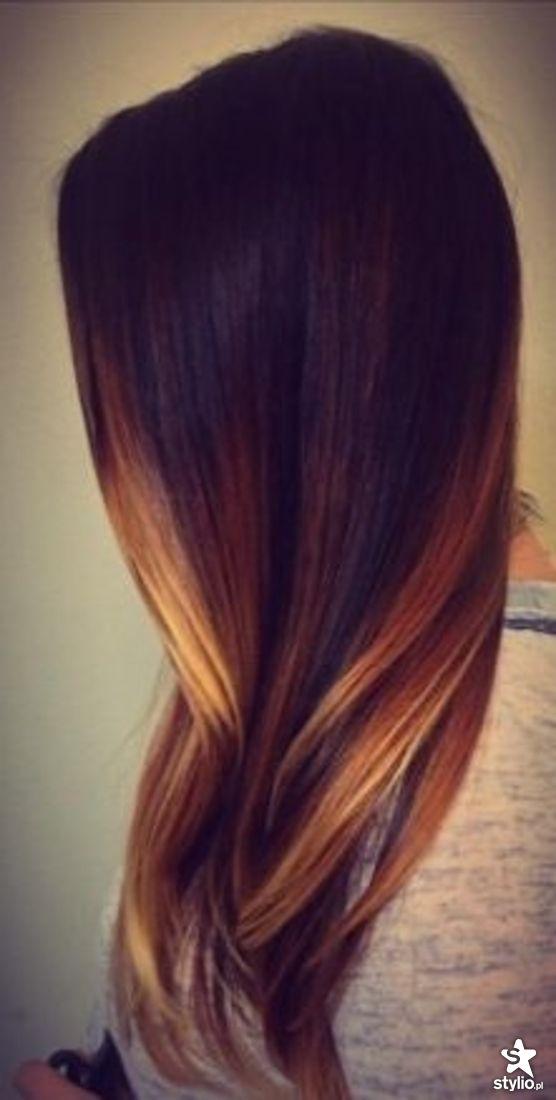 Caramel Highlights On Dark Brown Hair At Home Hair Everywhere