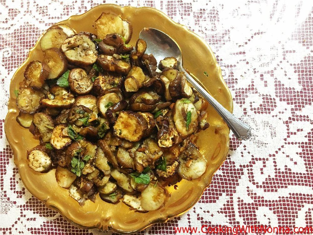 Stuffed Mussels - Cozze Nere Ripiene