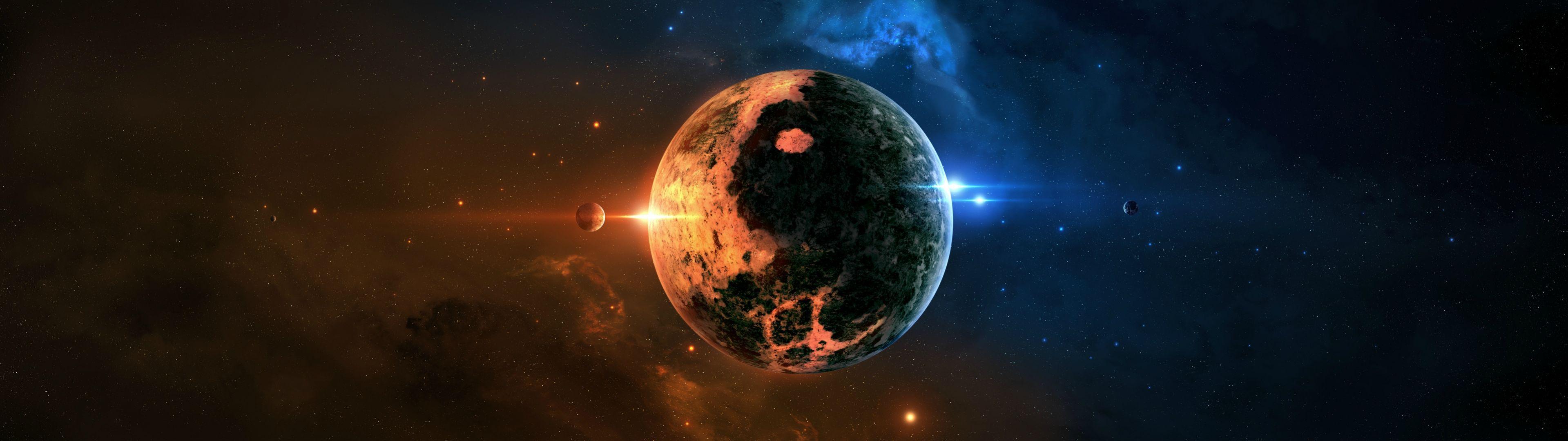Planet Pic Widescreen Retina Imac Halwell Stevenson 2017 03
