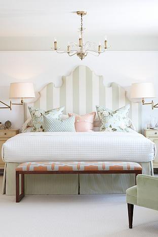 sarah richardson sarah house 4 master bedroom green desk | Sarah ...