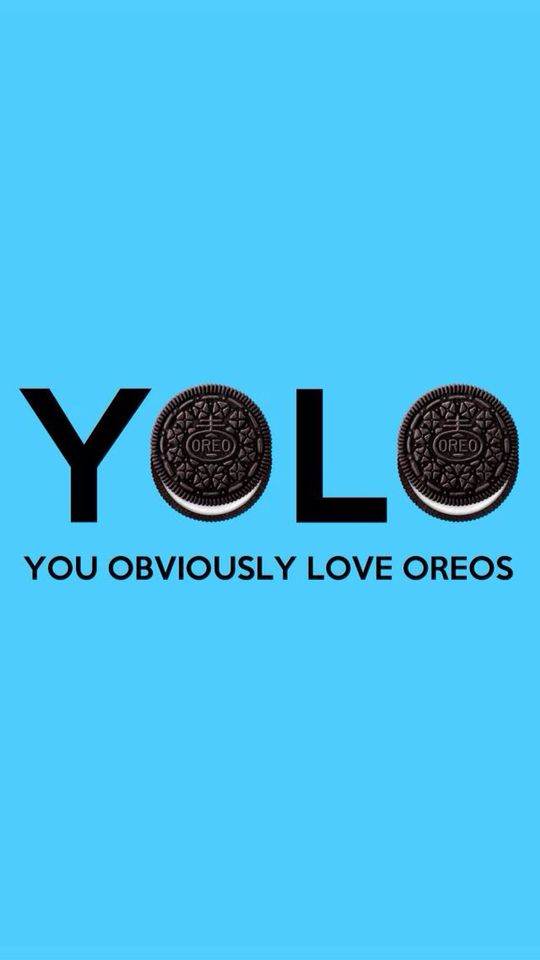 Cute Things Yolo Iphone Wallpapers Phone Backgrounds Laughing Random Humor Oreos Puns