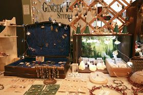 Ginger Kelly Studio: Market Stall Setup 2014