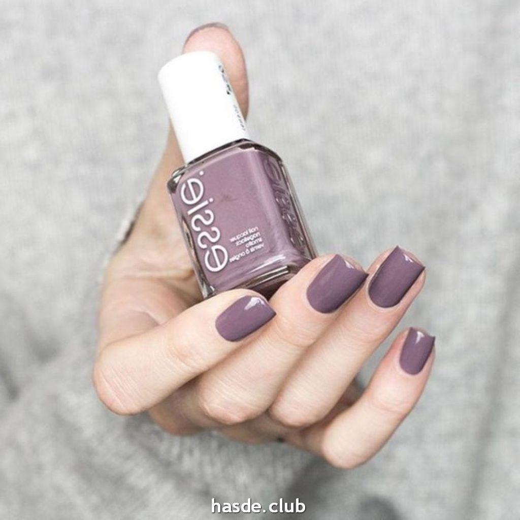 30 Inspiring Winter Nails Color Trend 2020 - Topkerja.com, #color #Inspiring #Nails #Topkerjacom #Trend #winter