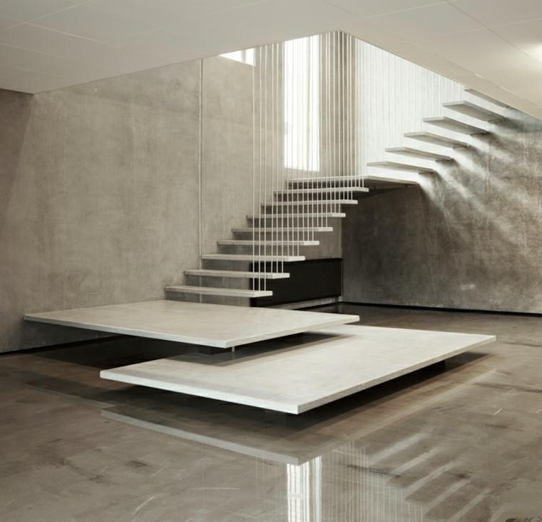 treppe in minimalistischem stil bilder, moderne treppen im minimalistischen stil - weniger ist mehr | dekoration, Design ideen