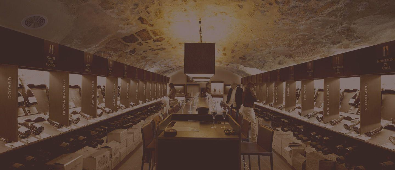 Dilettantes - Champagne shop & cellar in Paris