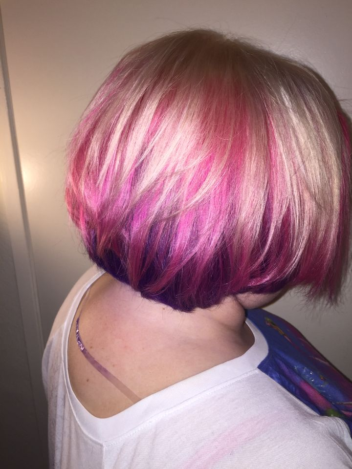 Creative Color Hair By Jamicejaydick Hair Pinterest