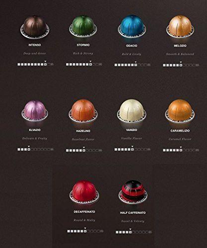 Nespresso Vertuoline The Initial Sampler Coffee Capsules Pods