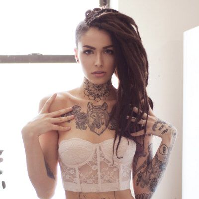 leigh raven | Tattoo models | Pinterest