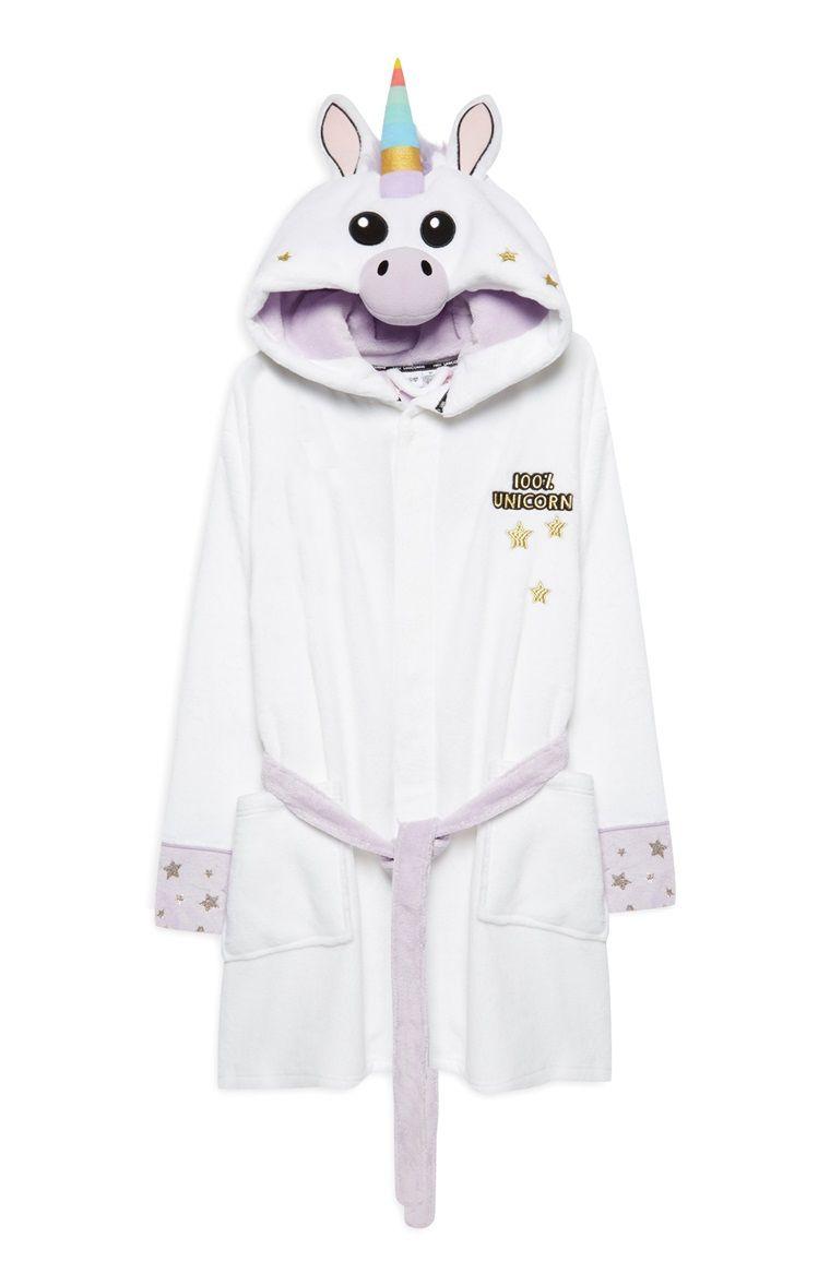 4118e7ec48 Primark - Unicorn Night Robe  Unicornios  Unicornio  Pijama  Adolescentes
