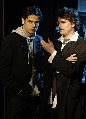 Hamlet gay marriage slings arrows