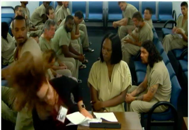 Florida Man Punches Female Public Defender in Head During
