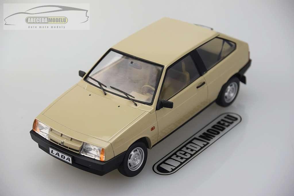Lada Samara Light Brown 1:18 KK Scale