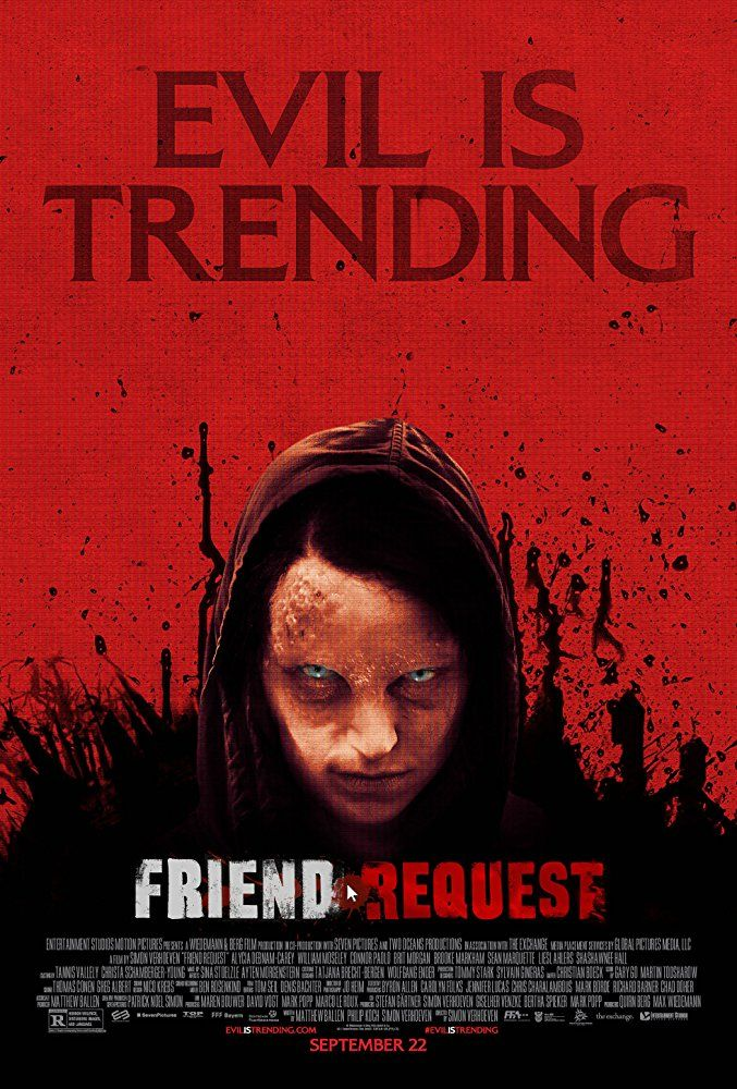 friend request full movie online 2016