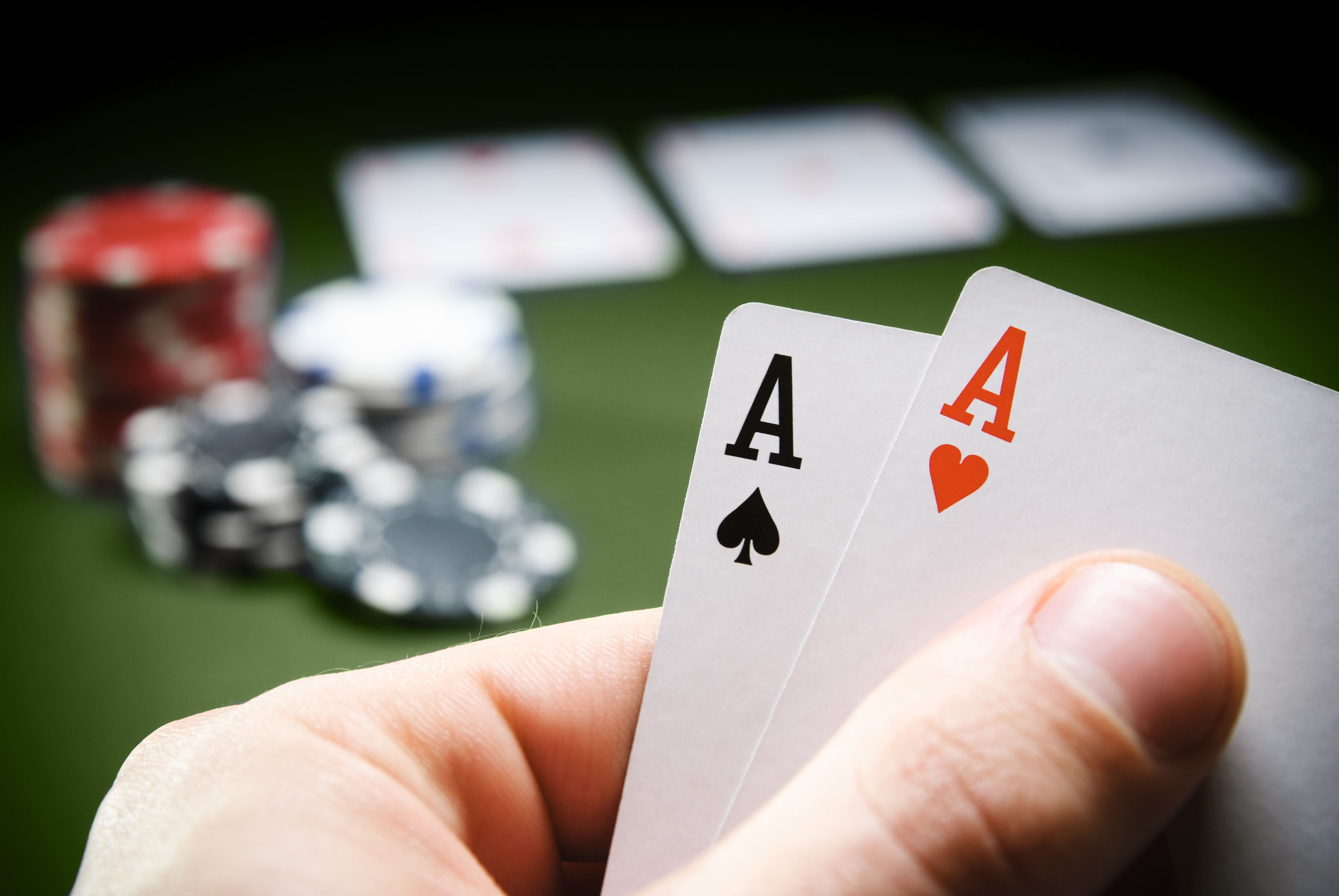 Five Easy Ways You Can Improve at Texas Hold 'Em Poker | Online poker, Poker, Best casino