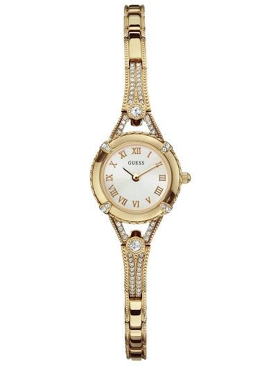 Women's Watches Online | Angelic Gold-Tone Watch | GUESS Australia