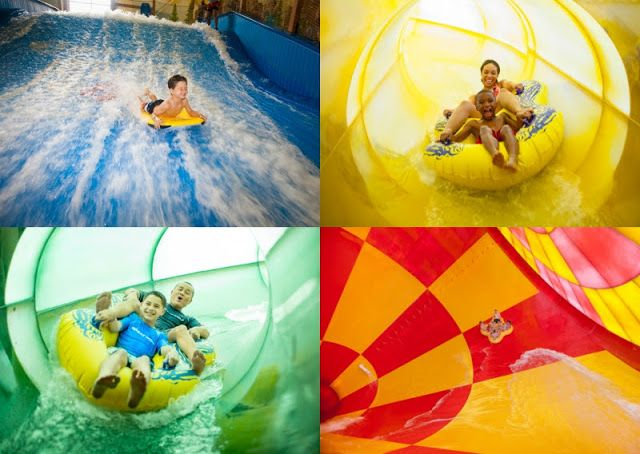First Indoor Waterpark Resort At Great Wolf Lodge Southern California In Garden Grove Ca