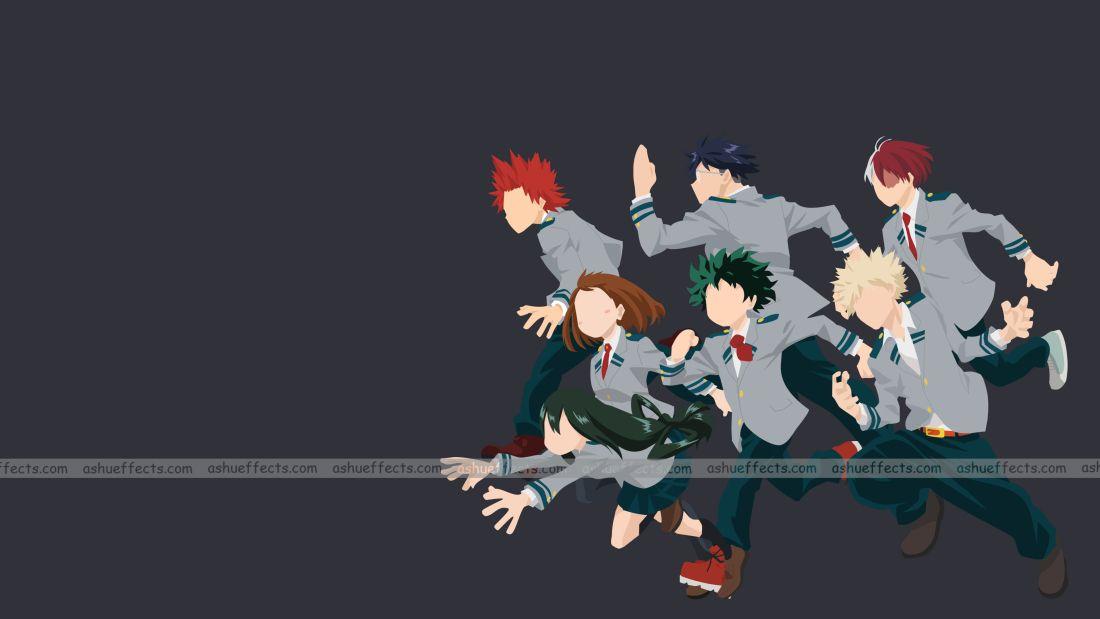 Ultrahdwallpapers Ultrahd Hd Zairawasim7 Ashueffects Anime Wallpaper Hero Wallpaper Wallpaper Notebook