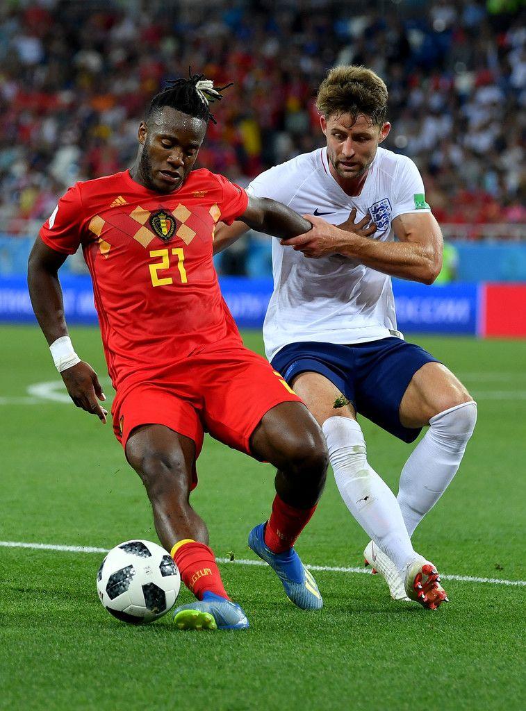 Michy Batshuayi Photos Photos England Vs Belgium Group G 2018 Fifa World Cup Russia