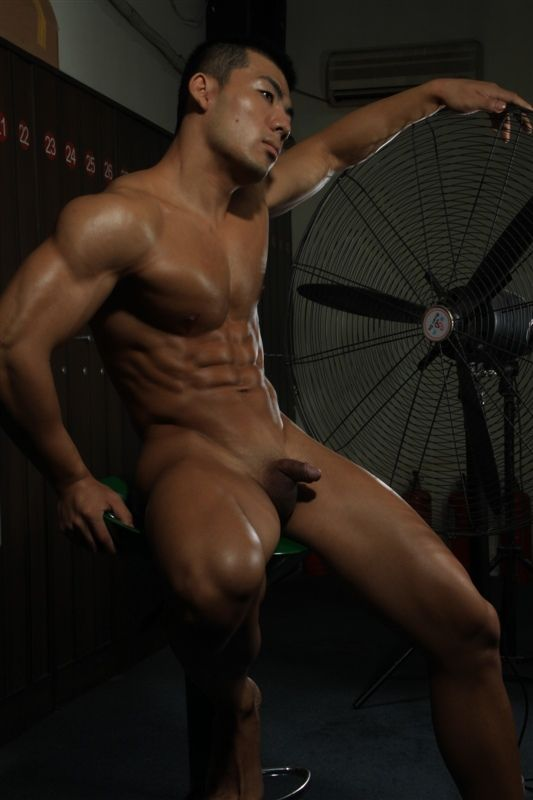 Asian american men nude — img 7