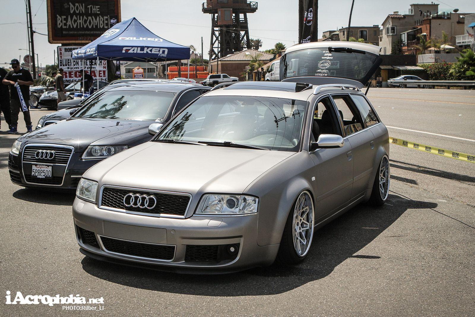 2004 Quattro Audi Custom Allroad