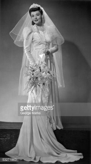Abiti Da Sposa 1950.Portrait Wedding Dress 1950 Google Search Sposa Spose
