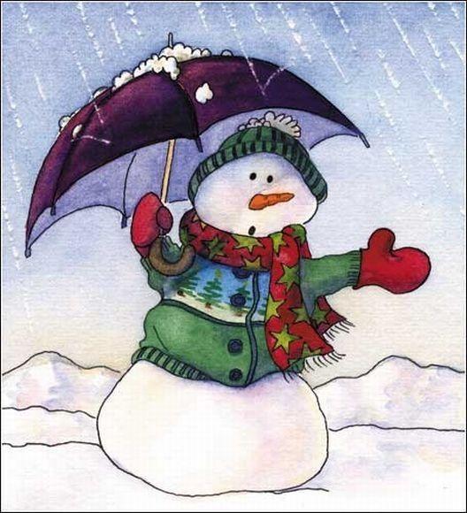 Рисунки смешные снеговики, розами картинки зверьками