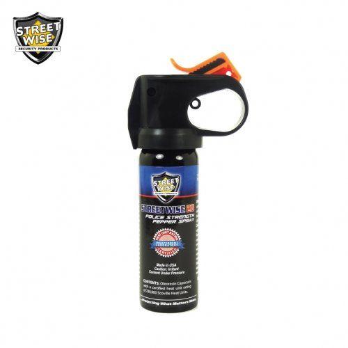 New Police Strength Streetwise 23 Pepper Spray 3 oz FIRE MASTER StreetWise http://www.amazon.com/dp/B00PY727PA/ref=cm_sw_r_pi_dp_IokWvb05FM6XN