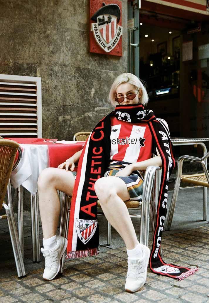 New Balance Present Athletic Bilbao 2019/20 Lookbook ...