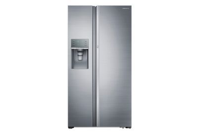 The Samsung Food Showcase Refrigerator S Metal Cooling Guard On