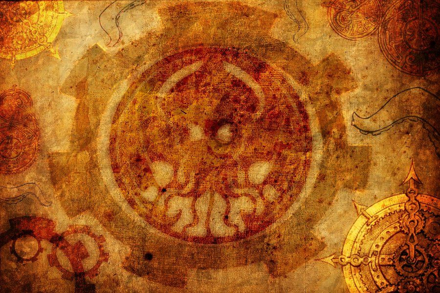 Cthulhu Steampunk Wallpaper By Nekoboy13580 On DeviantART