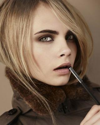 Make up d'autunno - Elle