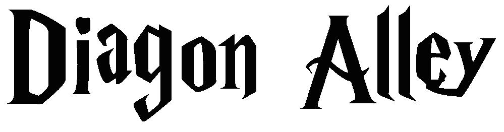 Harry Potter Font - Harry Potter Font Generator | Fantasy Land Sign
