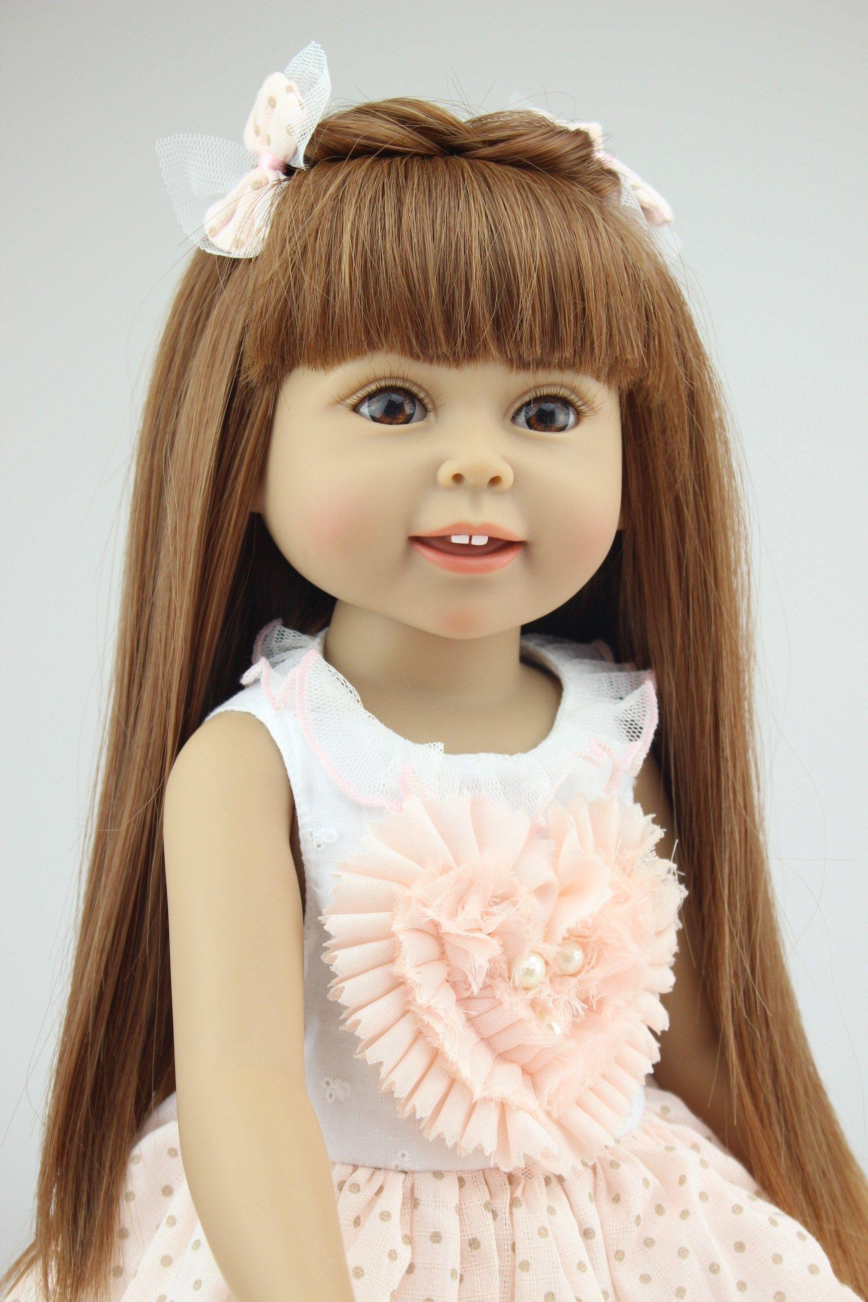 Elegante American Girl Frisuren Frisur American Girl Madchen Puppen Babykleidung Online