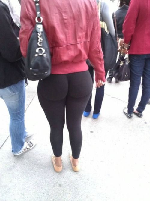 Legging big ass