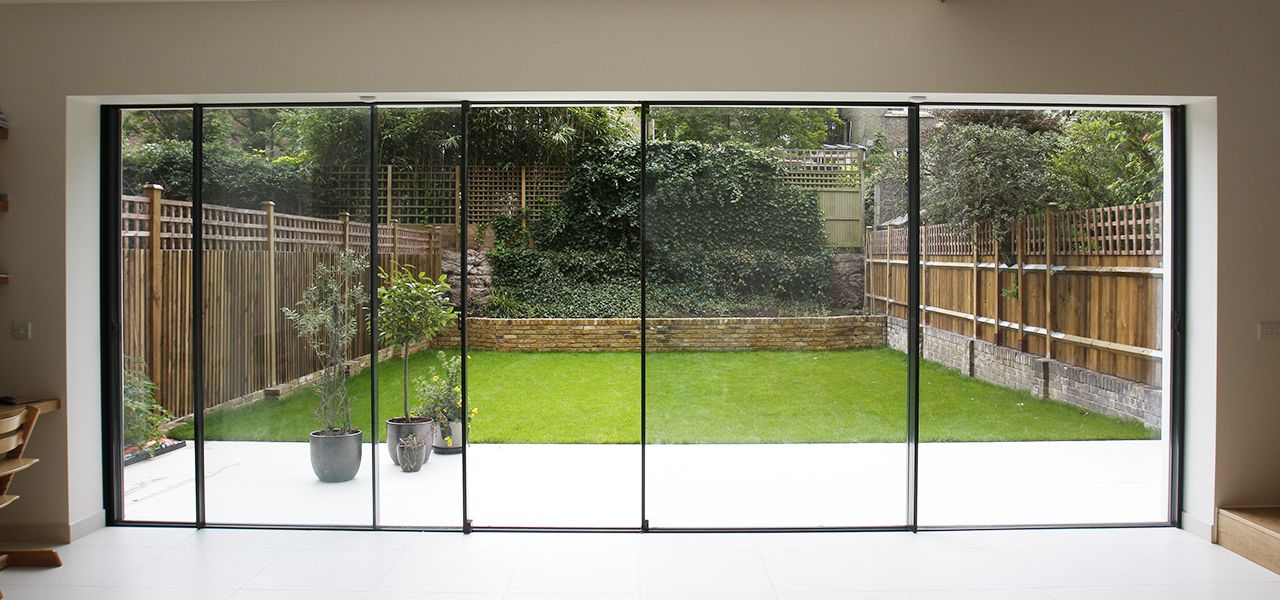 Modern Patio Doors: Bi Fold Doors vs Sliding Doors – Slim Frame ...