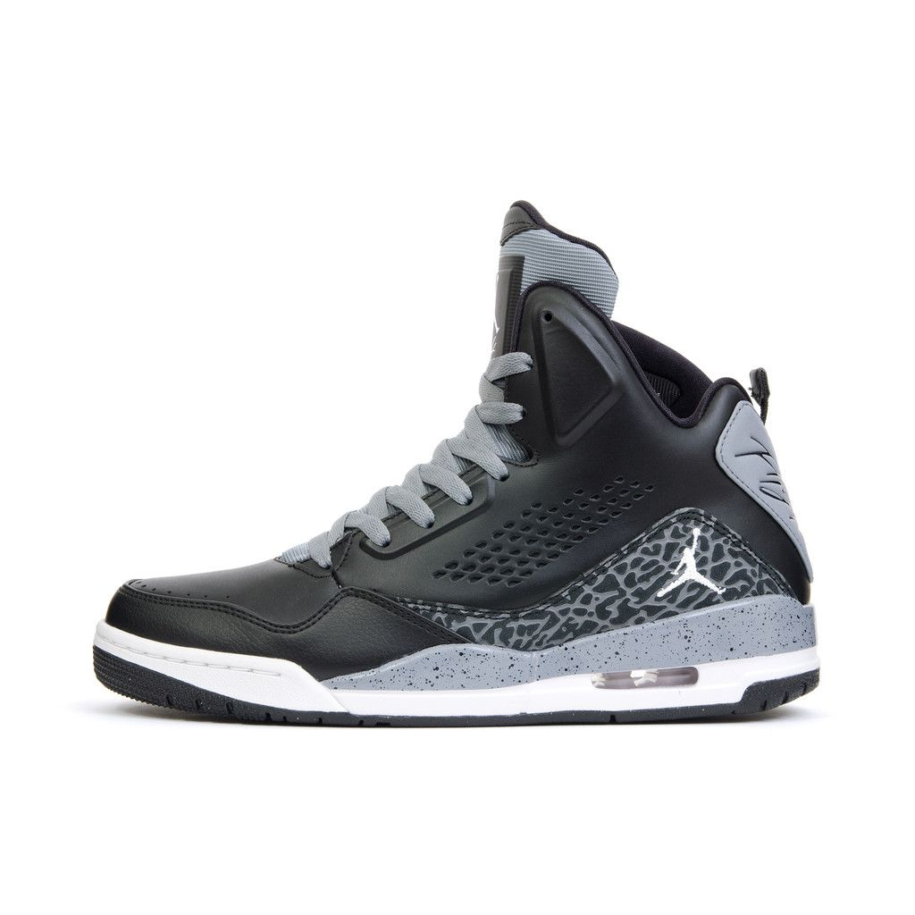 low priced 2c955 d81f3 Nike Jordan SC-3 Premium Black  White.Available at Concrete Store  Prinsestraat  WEBSHOP  Concretestore Dipyourfeetintotheconcrete  TheHague Nike ...
