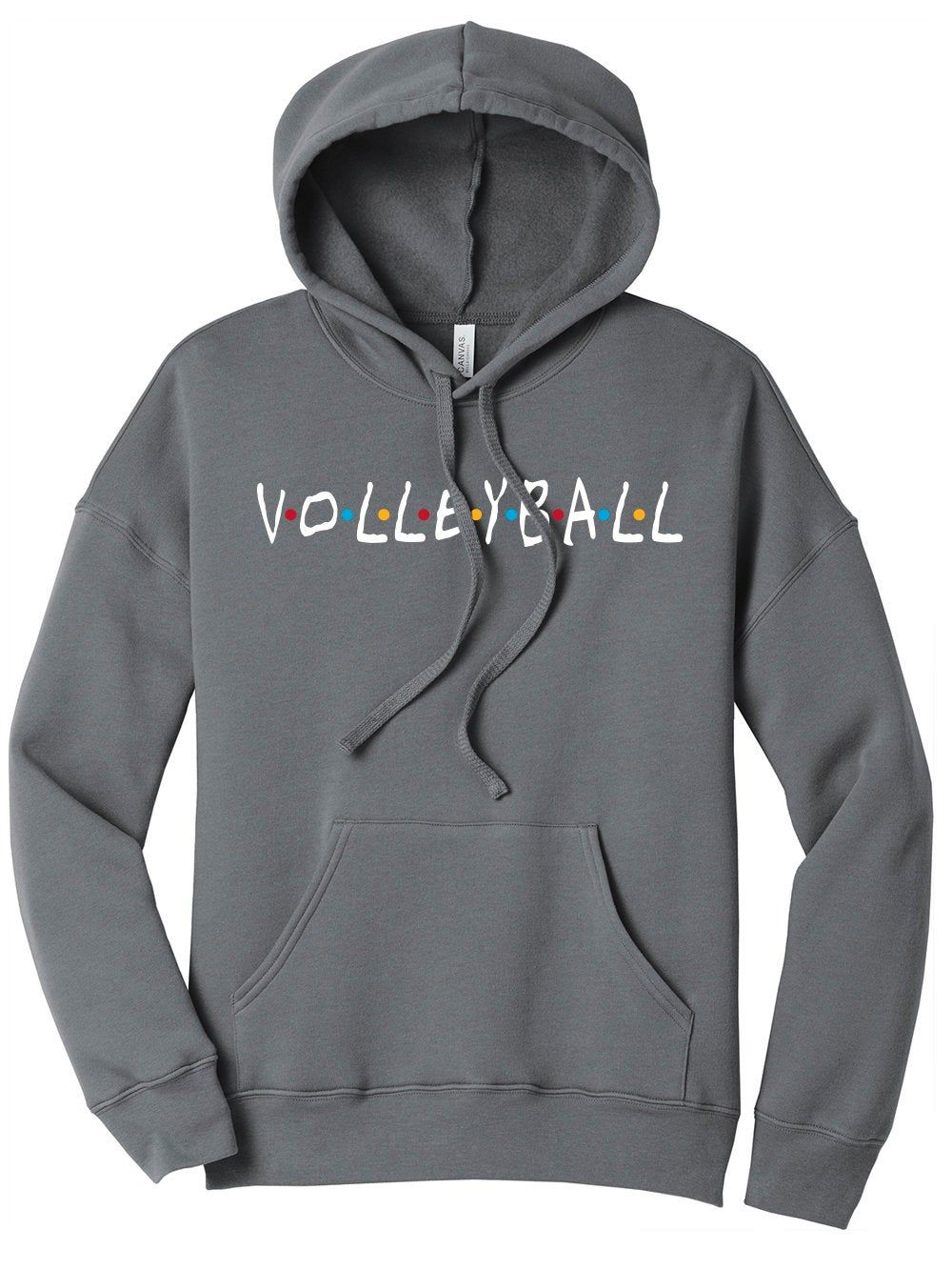 Friends Inspired Volleyball Themed Hoodie Crop Hoodie Long Etsy In 2020 Volleyball Outfits Volleyball Workouts Volleyball Inspiration